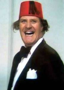 Inside Magic Image of Tommy Cooper